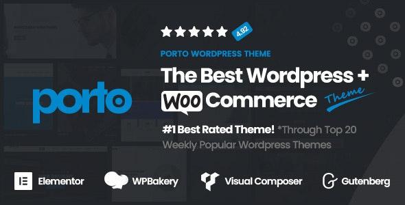 Themeforest best wordpress theme
