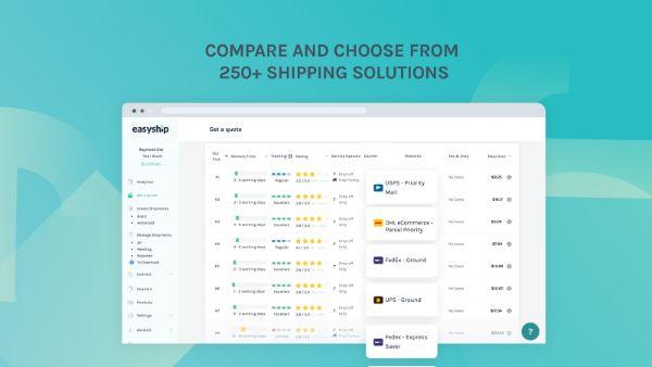 Easyship Shopify App