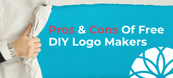 Pros and Cons Of Free DIY Logo Makers