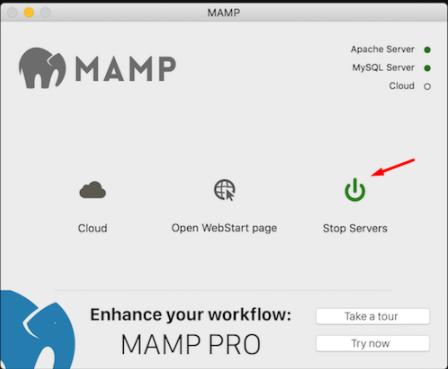 downloads MAMP Pro