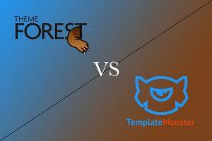 templatemonster vs themeforest compare