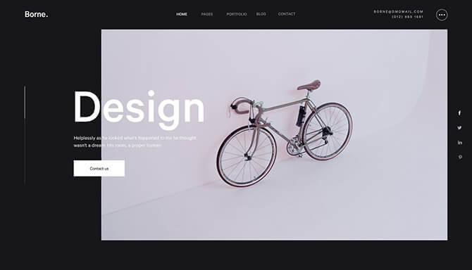 HTML design